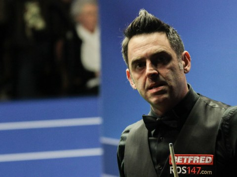 Ronnie O'Sullivan struggling with snooker 'figurehead' tag amid World Championship disappointment