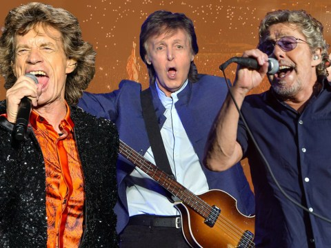 There's going to be an epic 'mega festival' full of everyone's favourite Seventies rock stars