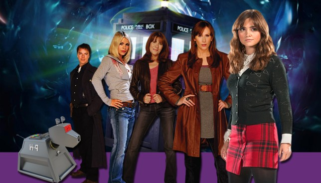 All 35 Doctor Who companions ranked Credit: BBC/Metro