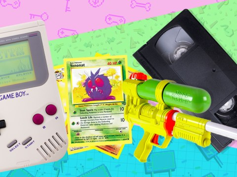 11 things you had as a child that are worth a fortune now