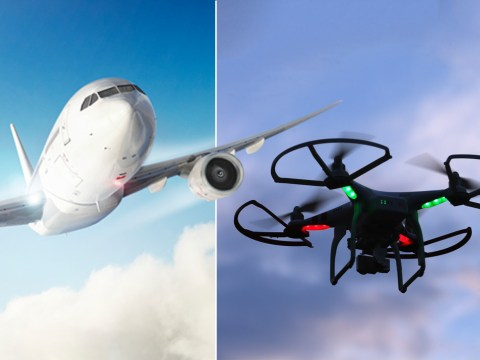 Drones could cause a plane to crash, experts warn
