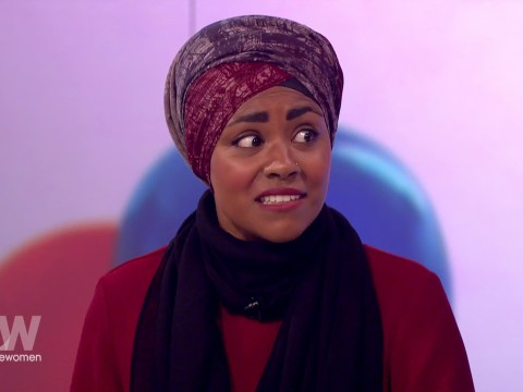 Nadiya Hussain speaks out over the Queen's 'wonky' birthday cake backlash