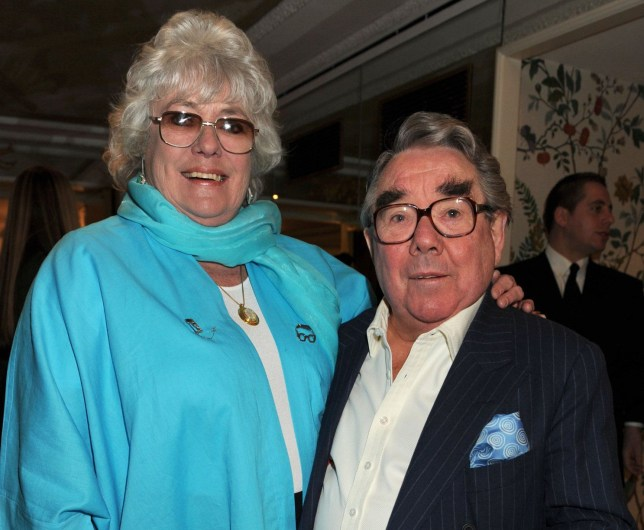 Mandatory Credit: Photo by Richard Young/REX/Shutterstock (839293w) Ronnie Corbett and wife Anne Hart South Bank Show Awards, Dorchester Hotel, London, Britain - 20 Jan 2009 A host of stars turned out in London today for the South Bank Show awards at the Dorchester Hotel. The annual ceremony recognises British achievement in music, theatre, TV and the arts. Theatre producer Sir Cameron Mackintosh lead the way with the honours and was presented with an award for outstanding achievement. Meanwhile, Bafta-nominated movie 'Hunger' won the film award and Channel 4's 'The Devil's Whore' picked up the prize for best TV drama. Mercury Prize-winning band Elbow was named winners of the music award and series two of 'Pulling' scooped the comedy award. The theatre award went to the Donmar Warehouse for the revival of Othello starring Ewan McGregor and Chiwetel Ejiofor. Guests including Ronnie Wood, Sophie Ellis Bextor and John Hurt were entertained to live music performances from Michael Ball, Nigel Kennedy and indie rockers Razorlight.
