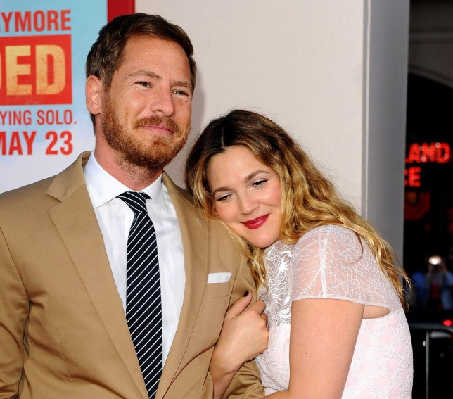 Mandatory Credit: Photo by Startraks Photo/REX/Shutterstock (3770931s) Will Kopelman and Drew Barrymore 'Blended' film premiere, Los Angeles, America - 21 May 2014