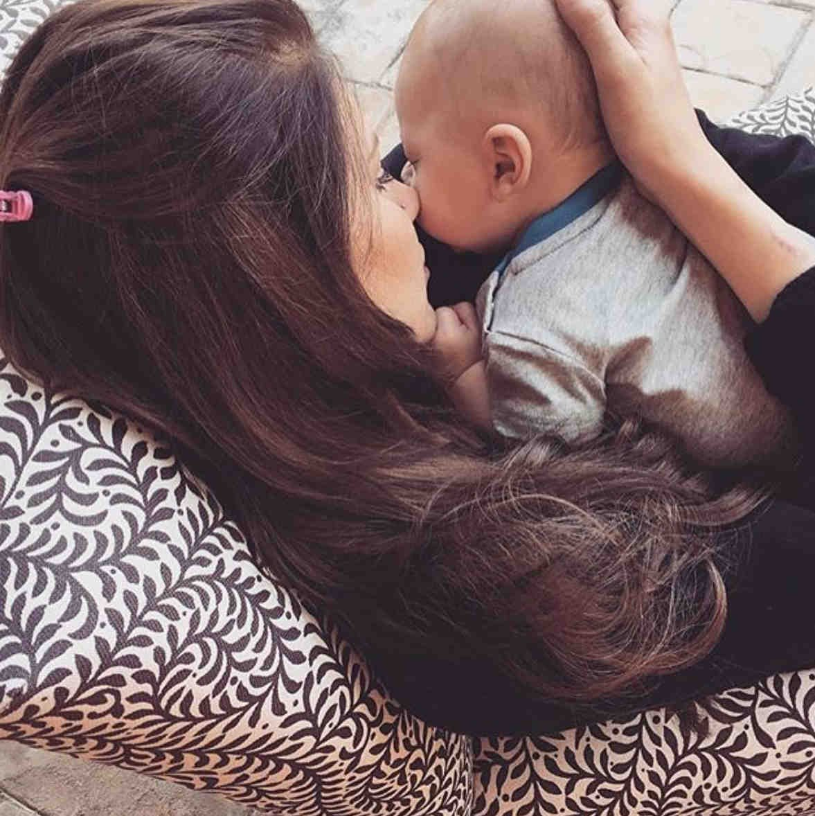 Briana Jungwirth responds to those absurd claims her baby with Louis Tomlinson is FAKE
