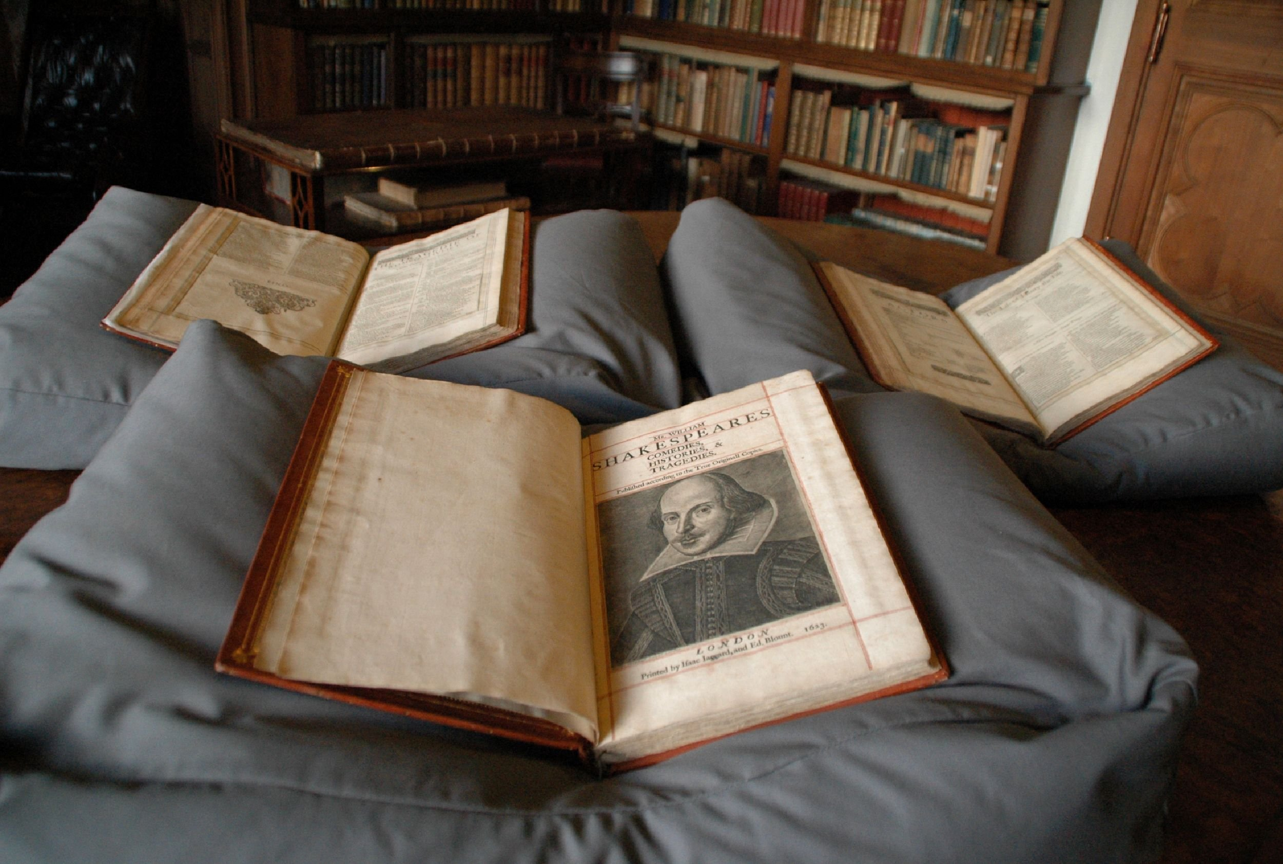 An extremely rare Shakespeare book has been discovered on a remote Scottish Island
