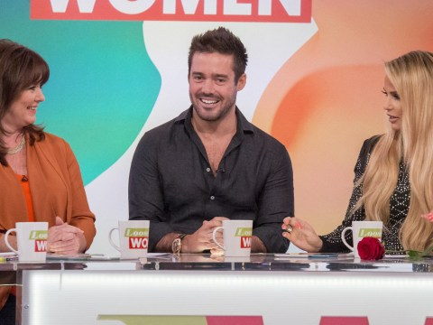 Spencer Matthews gives first TV interview since I'm A Celeb exit on Loose Women – and talks sex with Vicky Pattison