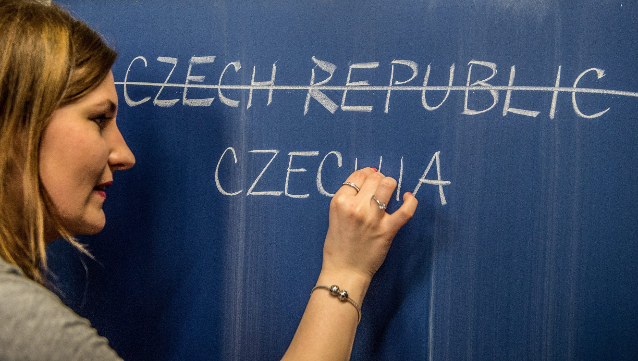 The Czech Republic might change its name and everyone is making terrible jokes