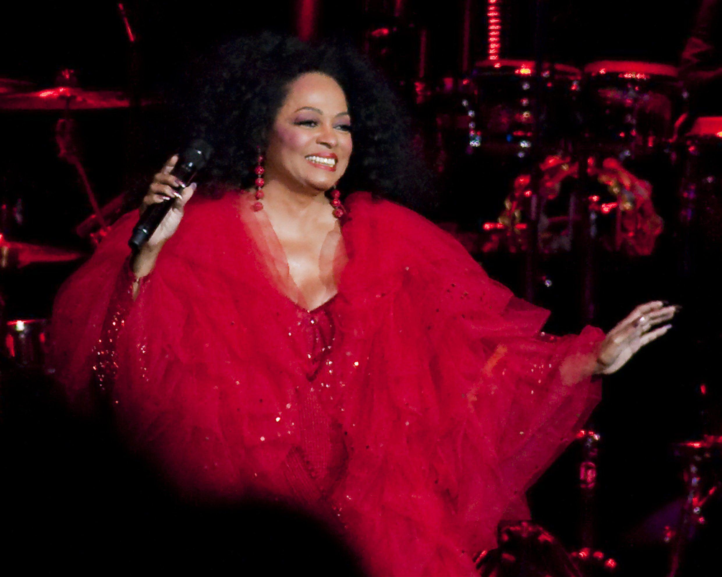 Mandatory Credit: Photo by Startraks Photo/REX/Shutterstock (2990676b)nDiana RossnDiana Ross performing at the Seminole Hard Rock Hotel & Casino, Hollywood, Florida, America - 04 Sep 2013nn