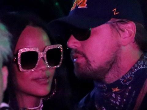 Old flames Rihanna and Leonardo DiCaprio reunite at Coachella