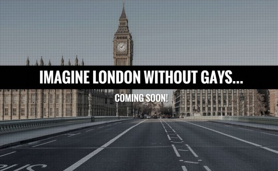 World without gays ad