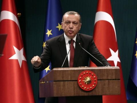 Now a Dutch journalist has been detained over criticism of Erdogan