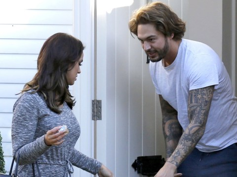 Has Vicky Pattison ditched Spencer Matthews for Mario Falcone as pair spend night together?