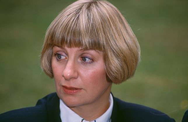 BBC2 payed tribute to Victoria Wood with repeats of some of her most iconic programmes (Picture: Getty Images)
