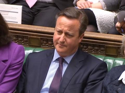 MPs chant 'racist' at David Cameron as he challenges Sadiq Khan