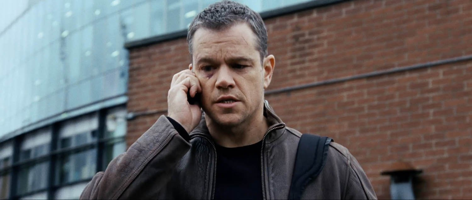 Here's the one thing you never noticed about Matt Damon movie posters…