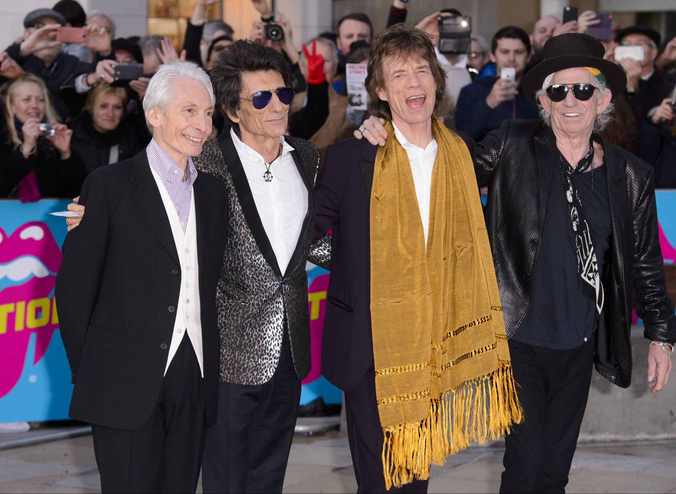 Rolling Stones plead with Donald Trump to stop using their music