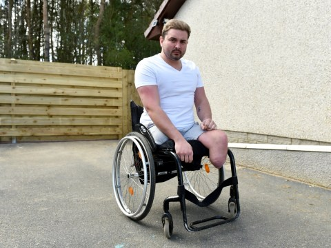 Double amputee 'asked to prove he's disabled' to keep receiving benefits