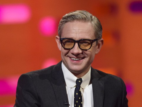 Martin Freeman reveals more about his Marvel future and Sherlock
