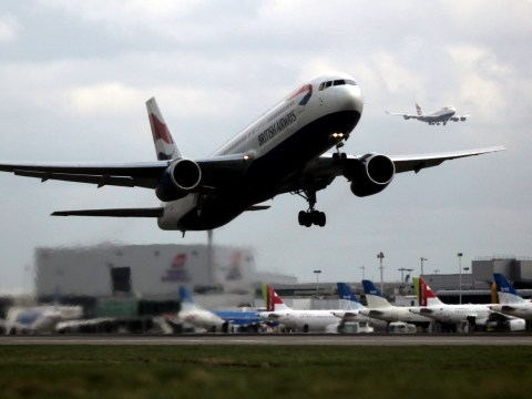 'Drone' that almost brought down BA flight may have been a plastic bag