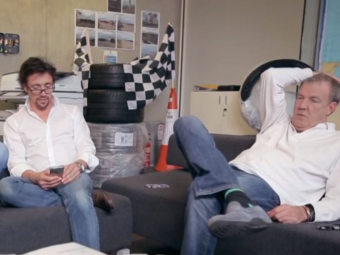 WATCH: Jeremy Clarkson still can't think of a name for his new Amazon Prime show