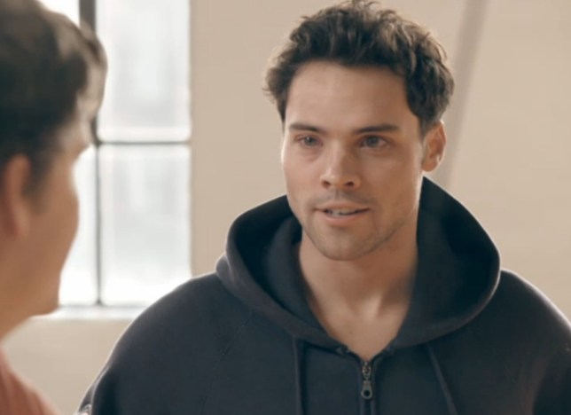 Andy Jordan wishes he made music, not Made In Chelsea (Picture: E4)
