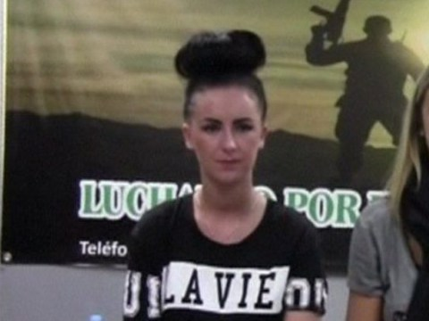 Peru Two drug mule Michaella McCollum returns home – and she looks totally different