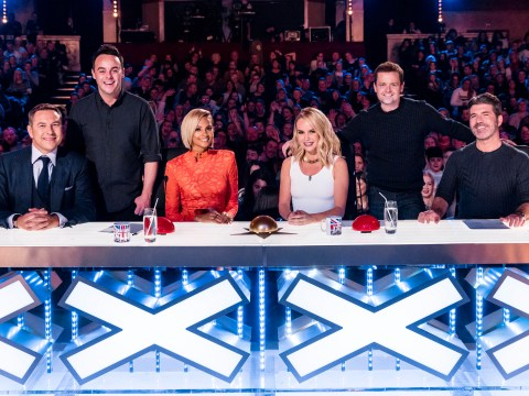 You'll never guess which Hollywood star Simon Cowell tried to sign up as a BGT judge