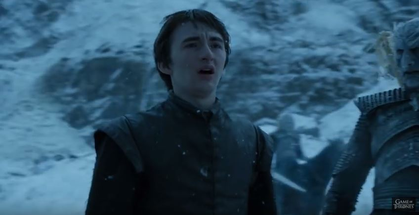Bran Stark showdown with a White Walker? HBO release a new Game Of Thrones trailer