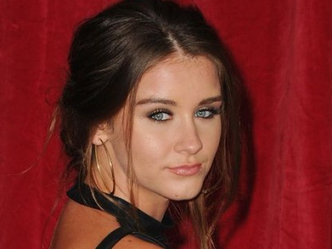 Coronation Street's Brooke Vincent 'rescued by firefighters after getting trapped in hotel lift for 40 minutes'