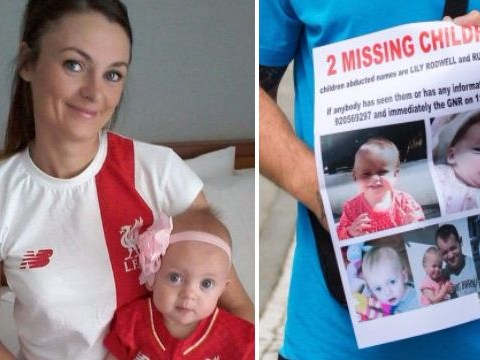 Desperate search for British mum who disappeared in Portugal with two baby daughters