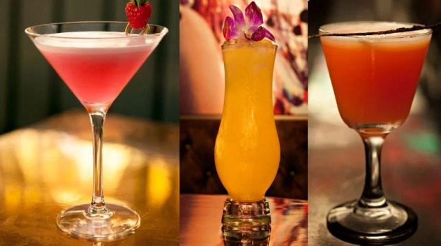 National Amaretto Day cocktails preview