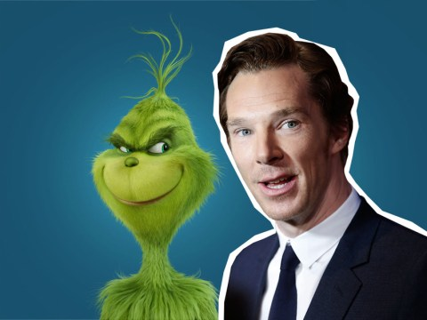 Benedict Cumberbatch is going to be The Grinch in new animated movie