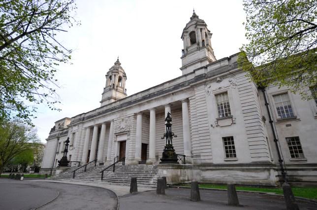 Slavery gang trial in Cardiff
