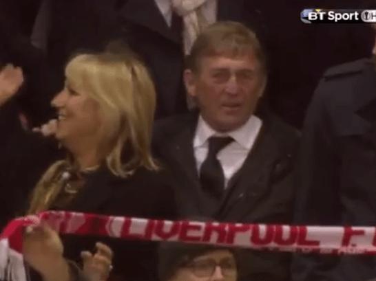 Liverpool legend Kenny Dalglish in tears after incredible Europa League win v Borussia Dortmund