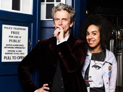 Doctor Who: Steven Moffat says Lenny Henry's criticism of the BBC inspired them to hire Pearl Mackie