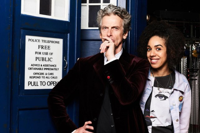Pearl Mackie will play new companion Bill (Picture: BBC)