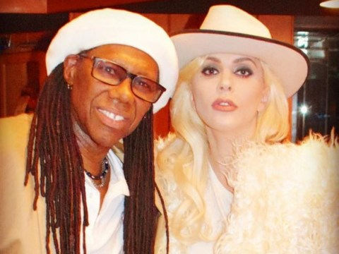 Lady Gaga and Nile Rodgers are working together on Chic's new album It's About Time