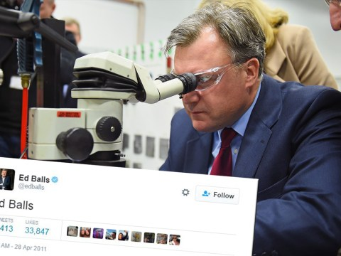 People are still enjoying Ed Balls Day five years on