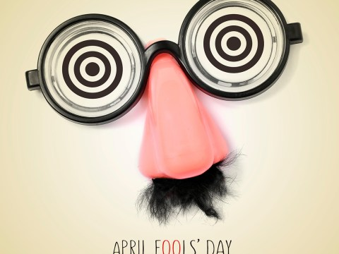 Stop telling April Fools jokes… or the joke's on you