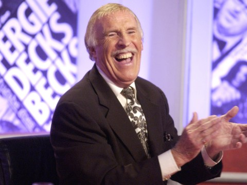 Sir Bruce Forsyth's mate Jimmy Tarbuck says star 'feels very lucky' and is 'walking again'