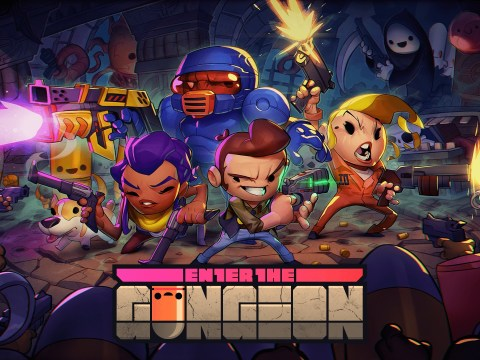 Enter The Gungeon review – twin appeal