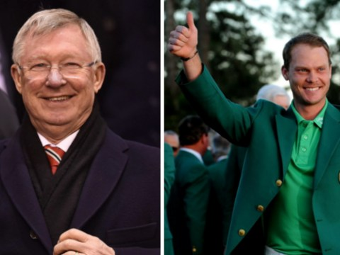 Former Manchester United boss Sir Alex Ferguson tells Danny Willett his Masters win cost him £8,000