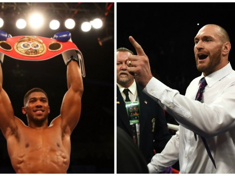 Anthony Joshua could face off against Tyson Fury later this year, says Eddie Hearn