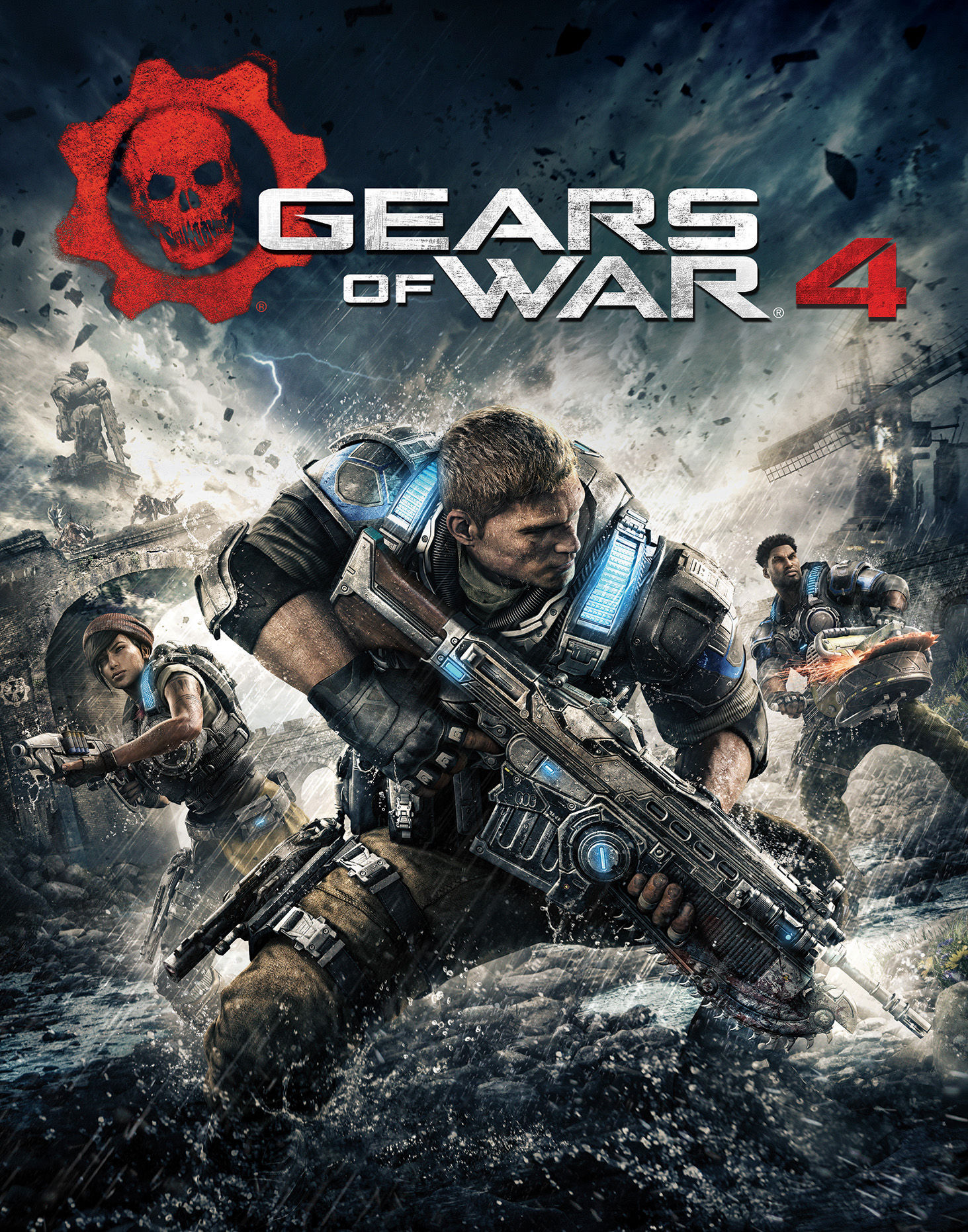 Gears Of War 4 hands-on preview and interview – 'We're not doing first person. We're staying true'