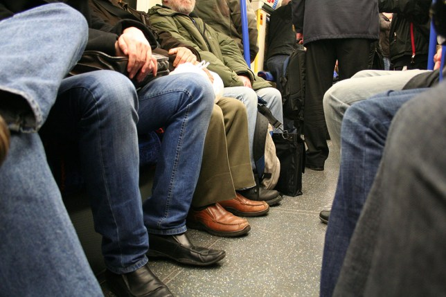 Do you give up your seat? (Picture: Getty Images)