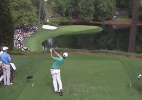 Watch: Nine holes-in-one scored in record-breaking Masters Par-3 Contest
