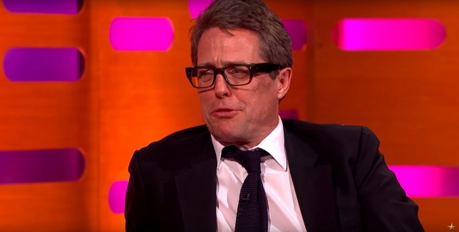 hugh grant graham norton show