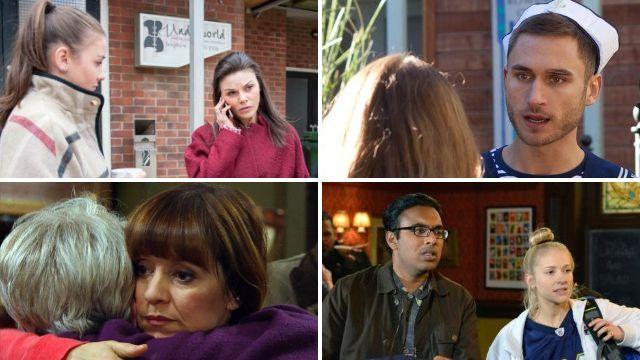 25 soap spoilers: Coronation Street injury, Emmerdale blaze, EastEnders goodbye, Casualty stalker
