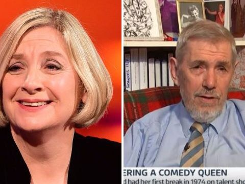 Victoria Wood's brother pays an emotional tribute to the 'genius in the family'